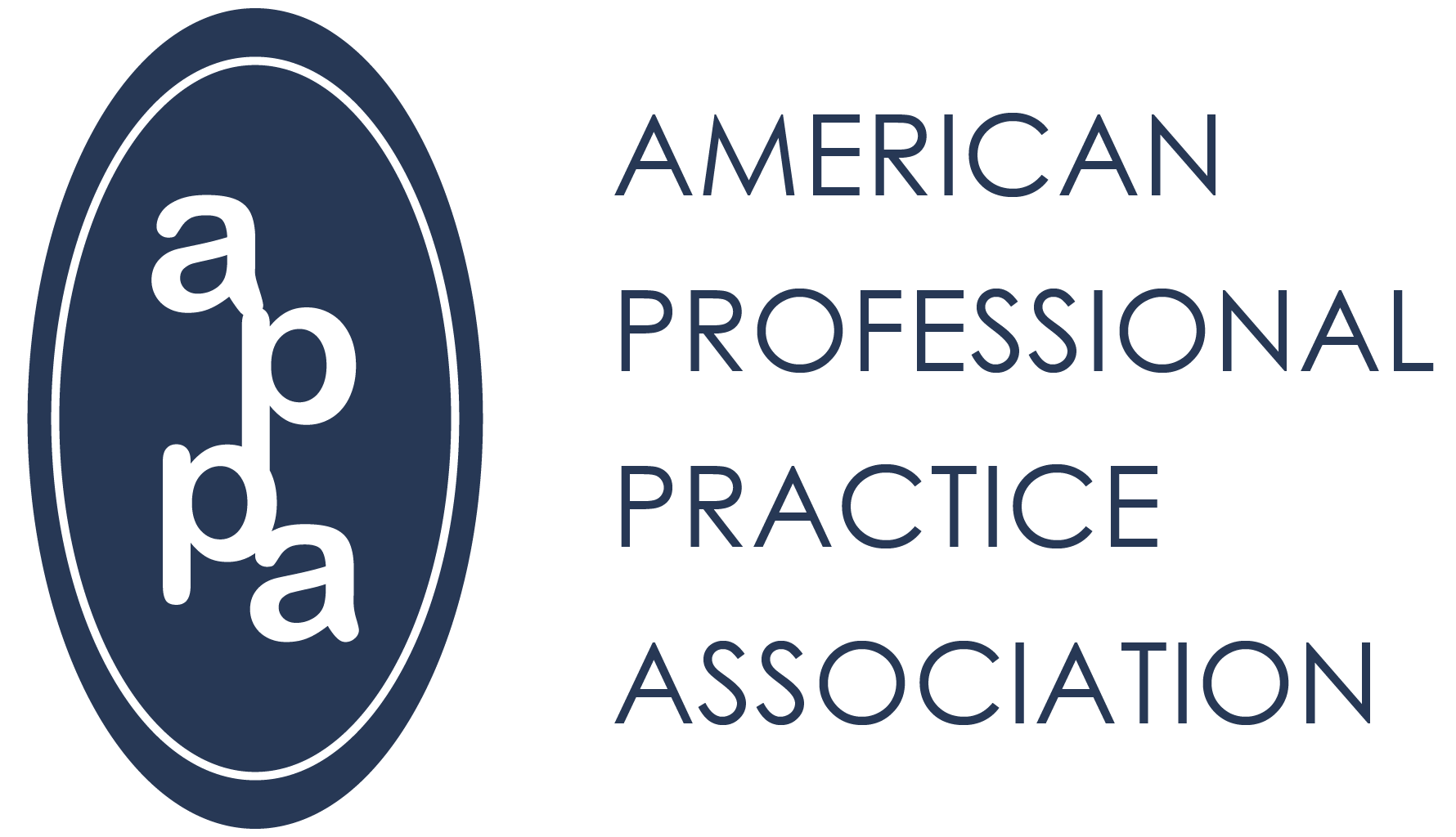 APPA - American Professional Practice Association Logo